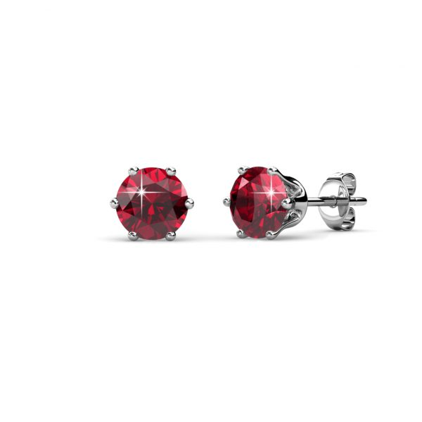 Birth Stone Earrings