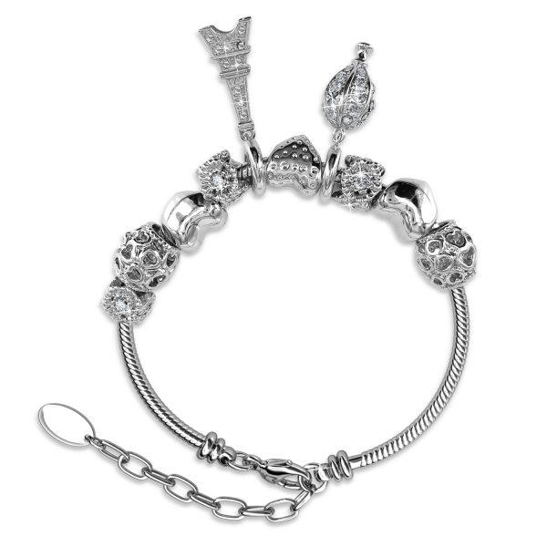 La Ville Charm Bracelet