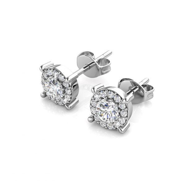 Boat Wheel Earrings