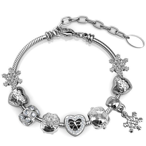Feliz Charm Bracelet
