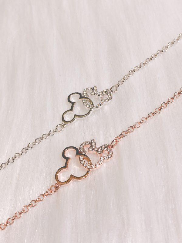 Micky & Minnie Bracelet