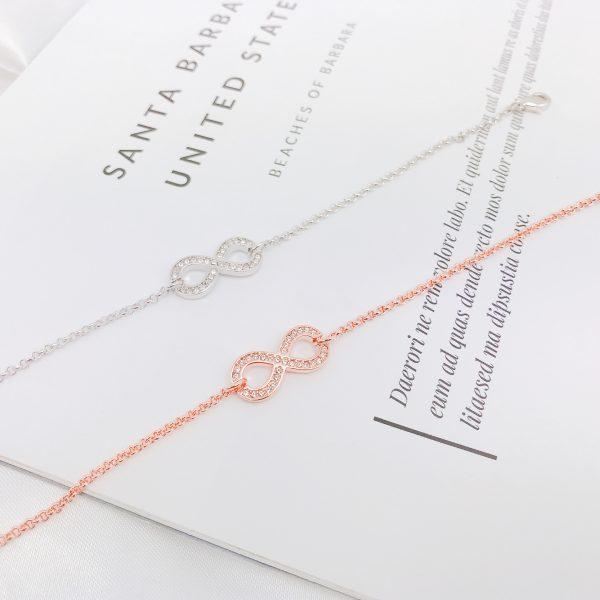 Infinity Eight Bracelet