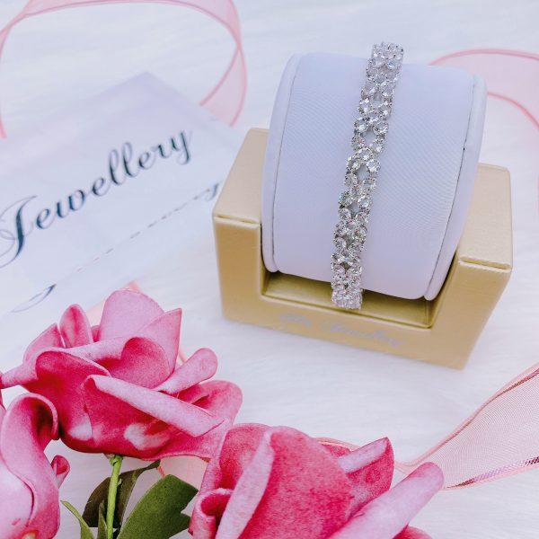 Flowery Bracelet
