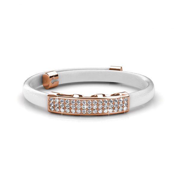 Jill Leather Bracelet