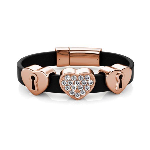Love Lock Bracelet