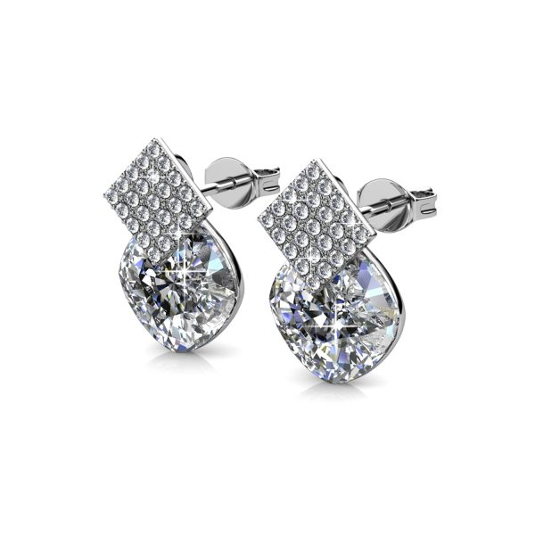 Diamond Lucid Earrings