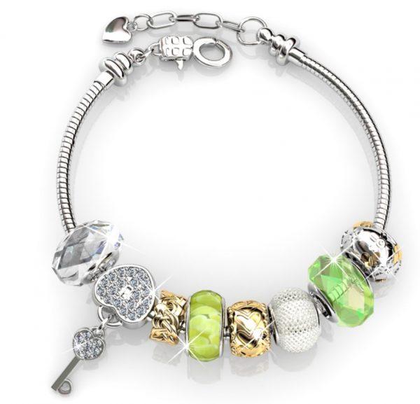 Princess Charm Bracelet