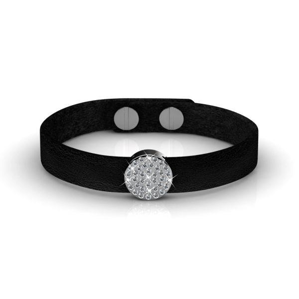 Round Leather Bracelet
