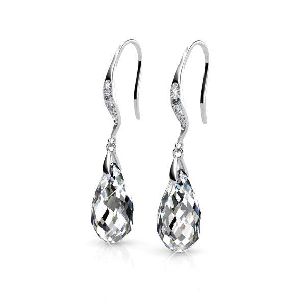 Droplet Hook Earrings