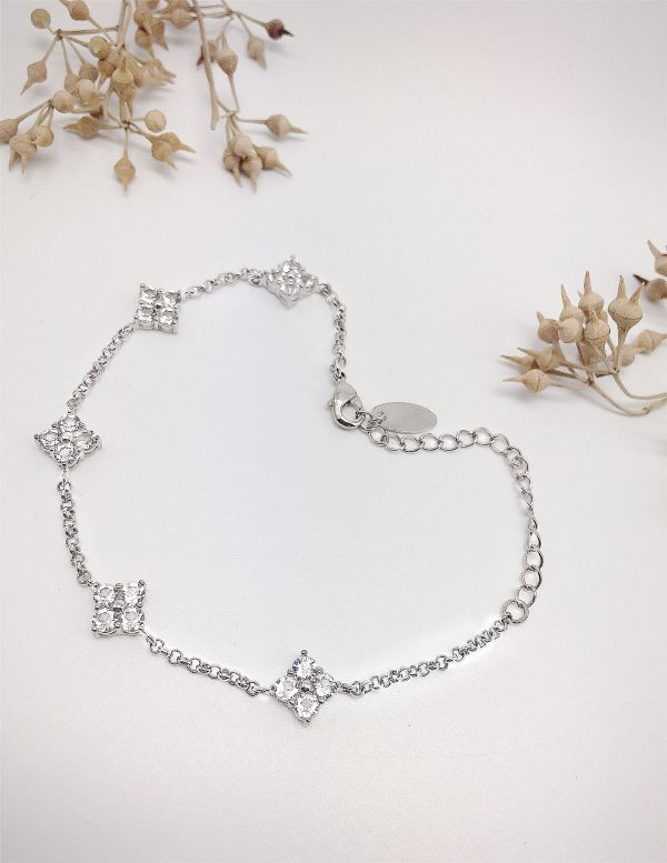 Sweet Square Bracelet