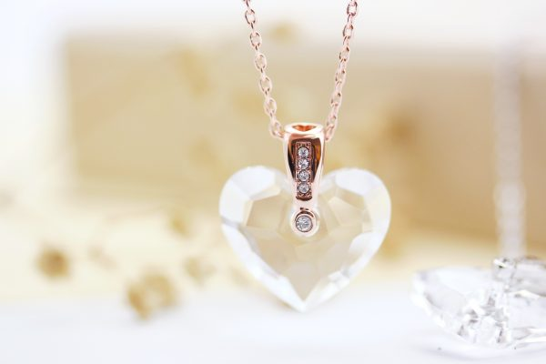 Zephyr Heart Pendant