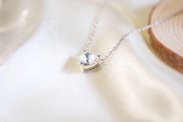 Belle Heart Pendant