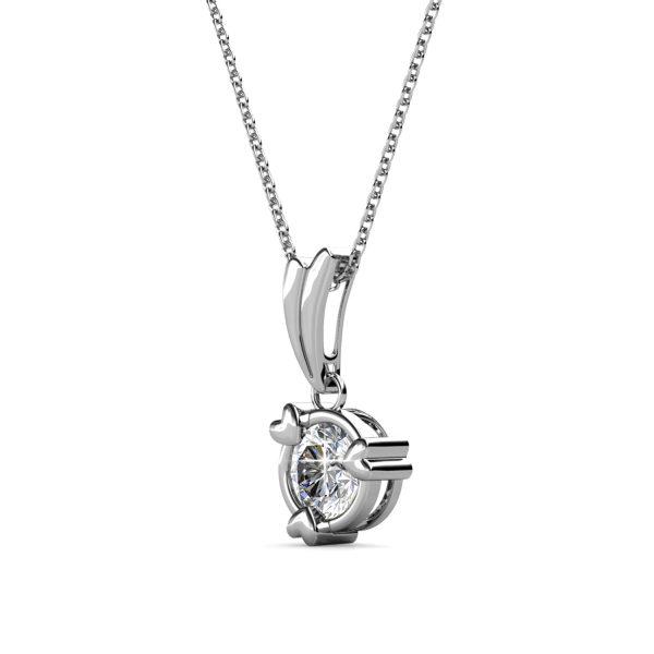 Tri Love Ring Pendant