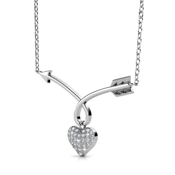 Arrow Of Heart Pendant