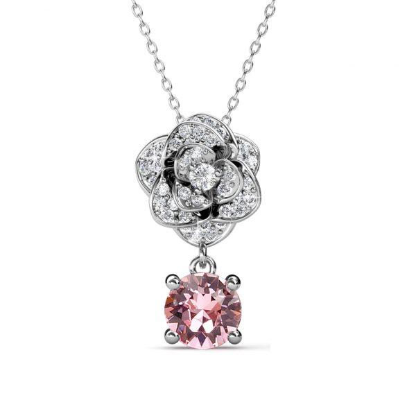 Glamour Rose Pendant