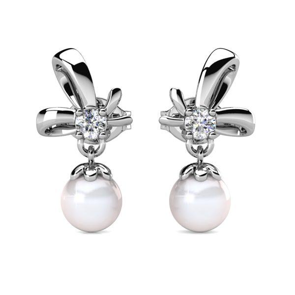 Posie Pearl Earrings