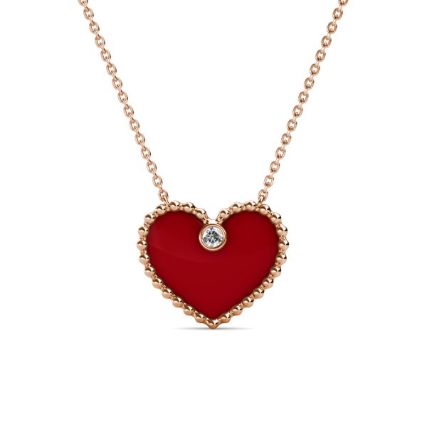 Precious Heart Pendant