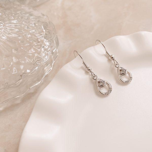 Clair Hook Earrings