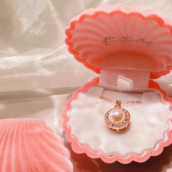 Circlet Pearl Pendant
