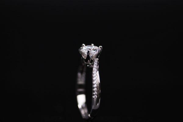 Les Solitaire Ring
