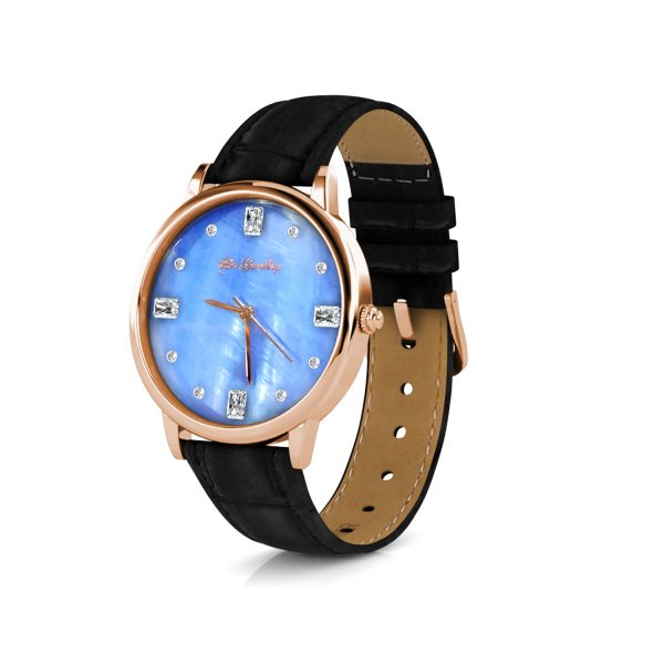 Alanzo Crystal Watch