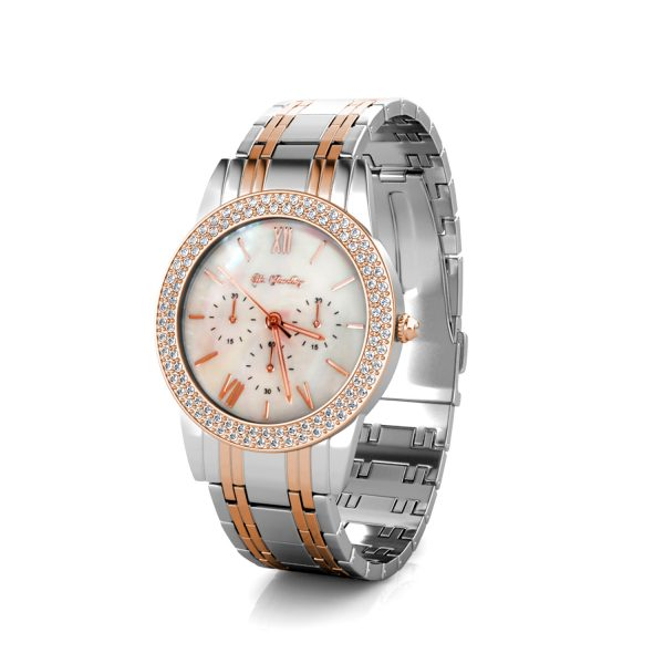 Charline Shell Dial Watch