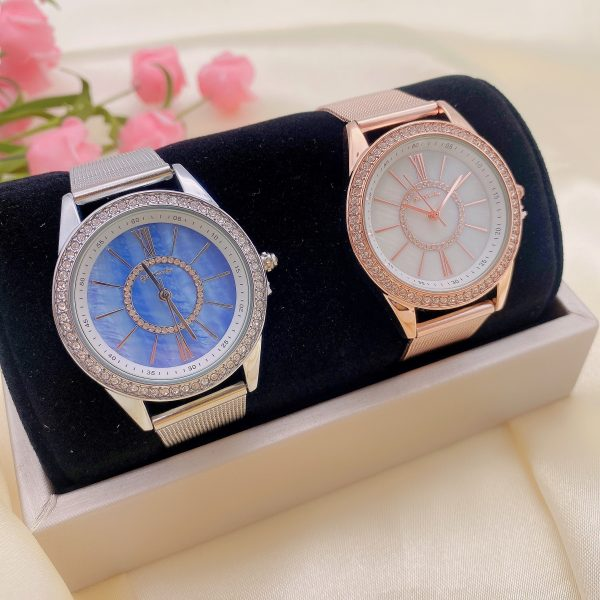 Vasilisa Shell Dial Watch