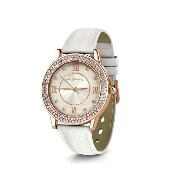 Dawn Leather Watch