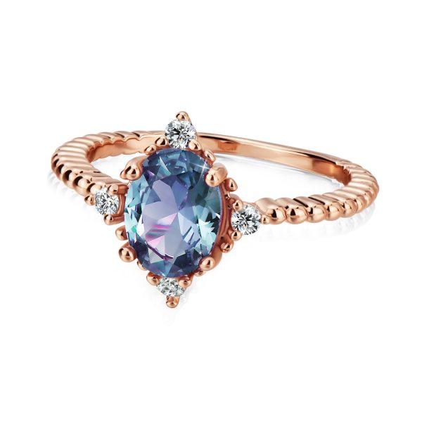 Moya Dusha Ring