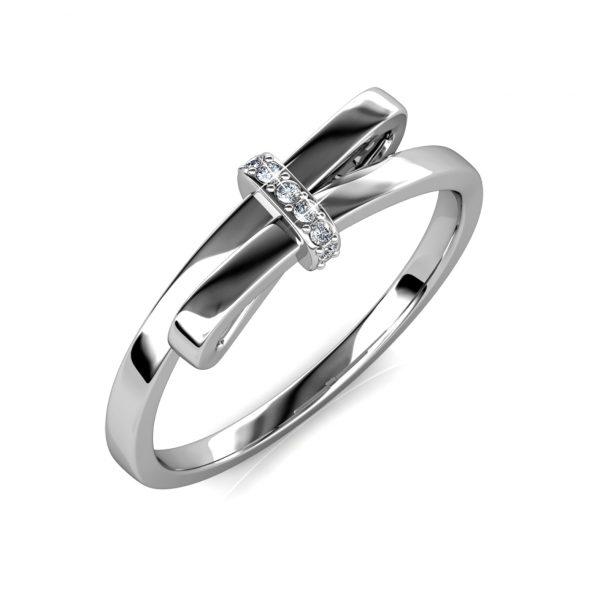 Luminous Bow Ring