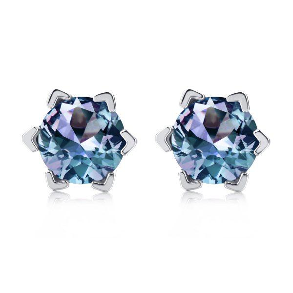Shimmering Star Earrings