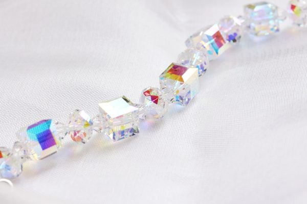 Crystal Rainbow Bracelet